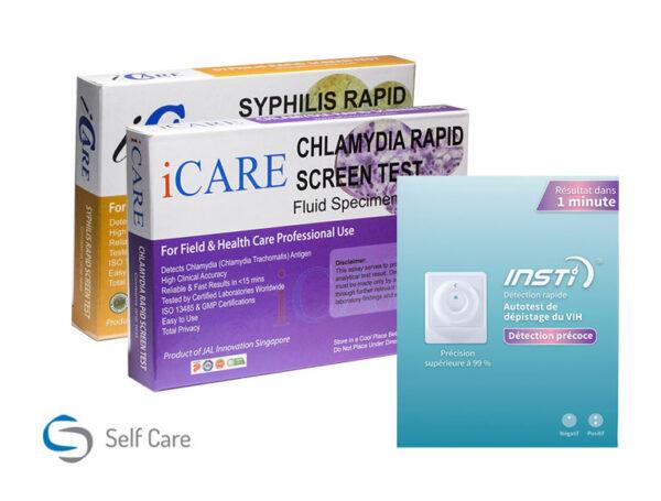 STD-pieni paketti