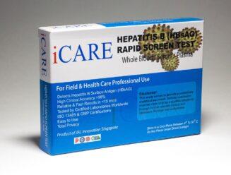 Hepatiitti B -kotitesti