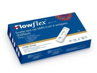 Acon FlowFlex SARS-CoV-2 -antigeenin Corona-nopea testi (nenä)